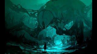 Photoshop Speedpaint - Sci fi Fantasy Concept Art