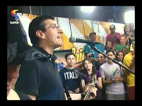 Banda Resgate - A Hora do Brasil - Progr. Balaio - Rede Super de TV