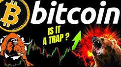 BULL TRAP FOR BITCOIN LITECOIN and ETHEREUM!!?? Crypto price TA prediction, analysis, news, trading