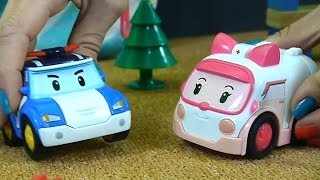 Video Arabalar - Polis Arabası Robocar Poli ve Ambulans Amber ilk tanışması download MP3, 3GP, MP4, WEBM, AVI, FLV November 2017