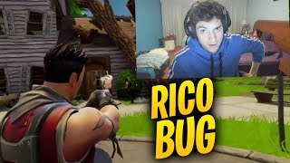 FORTNITE DOES NOT WANT ME BUG INCREDIBLE NEVER BEFORE SEEN xD