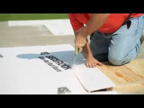 Usg Securock 174 Brand Glass Mat Roof Board Installation