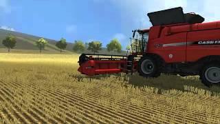 Farming Simulator 2013 Żniwa w USA