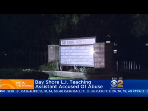Bay Shore, LI Teaching Assistant Accused Of Abuse