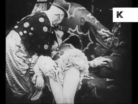 1930s Berlin Cabaret, Decadent Nightlife, Dancing Girls