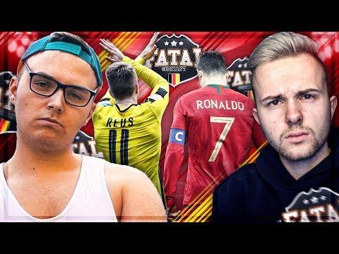 FIFA 18: F8TAL GERMANY 2. GRUPPENSPIEL vs GAMERBROTHER 💥 [RÜCKSPIEL]