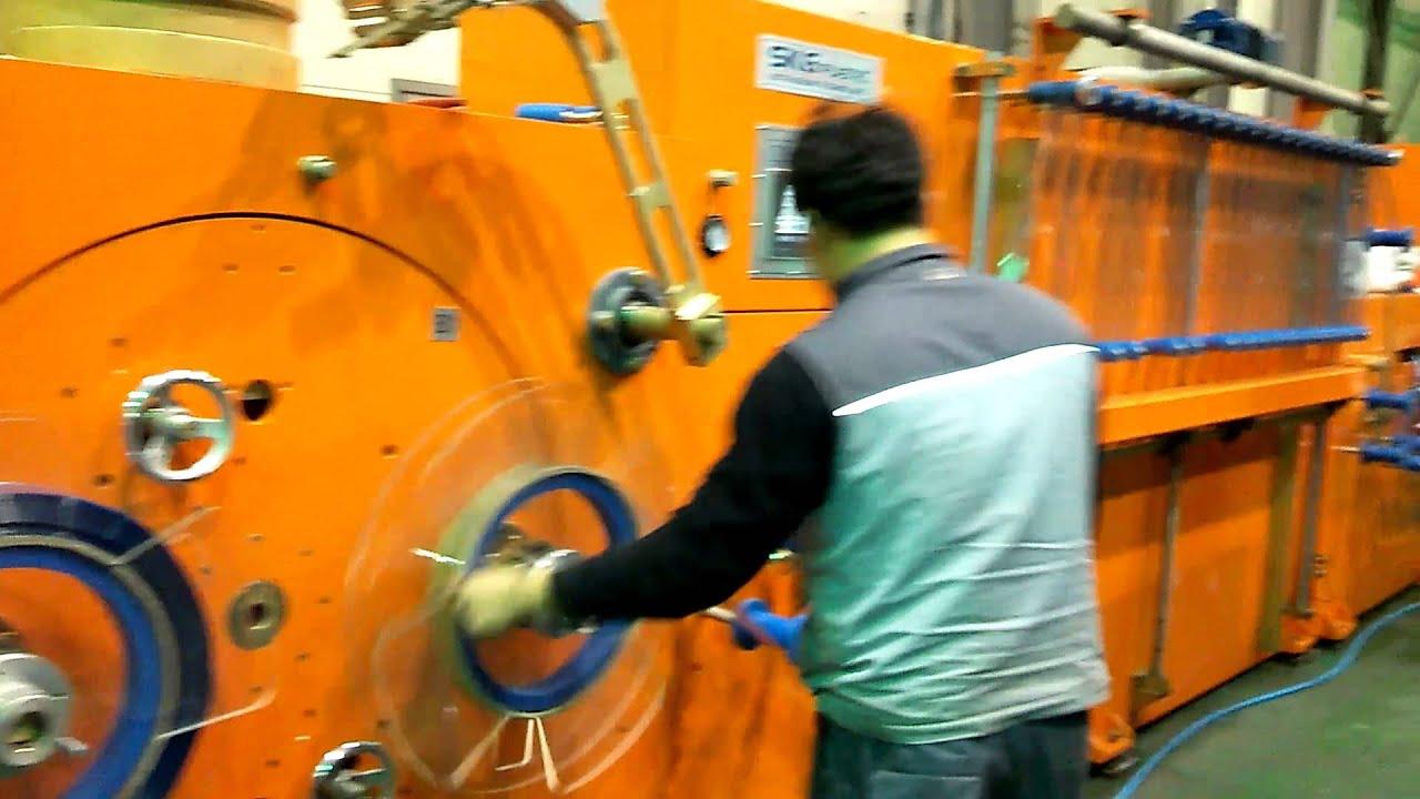 pvc shrink making machine