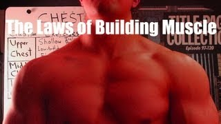 10 Fundamental Laws of Hypertrophy: The Science of Size thumbnail