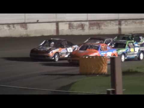 IMCA Sport Compact feature West Liberty Raceway 5/14/16