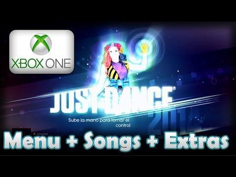 Just Dance 2014  Xbox ONE  Interactive Menu + All Songs + Extras + World Dancefloor HD