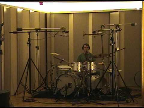 Floyd Style Kit Drum Masters Session