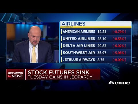 Jim Cramer: Boeing 'will run out of money' if it is not 'saved'