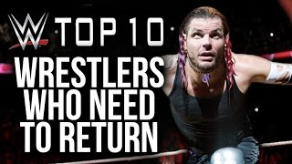 10 wwe wrestlers who need to return for the brand split