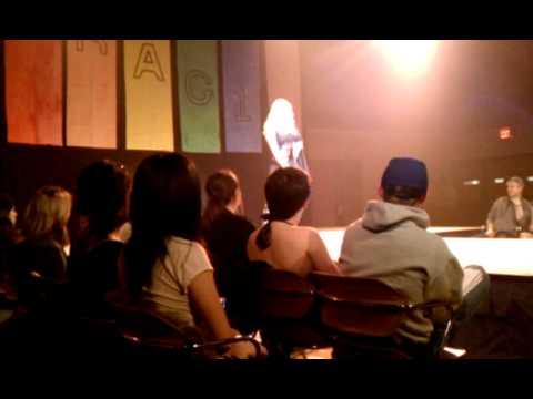"Northwestern Drag Show 2011 Pandora Boxx ""My Vagina"""