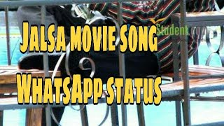 💟💟💟,,,,,,,,,Jalsa movie song,,,,,,,,,💟💟💟