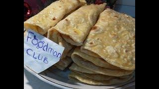 Кыстыбый с картофелем: рецепт от Foodman.club