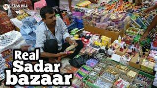 Teddy Bear Wholesale Market Sadar Bazar Toys Market In Delhi
