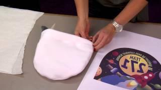 Vapor Apparel Skull Cap Beanie Imaged with Dye Sublimation  -