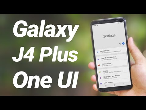 One UI Galaxy J4 Plus Pie Official Update Review