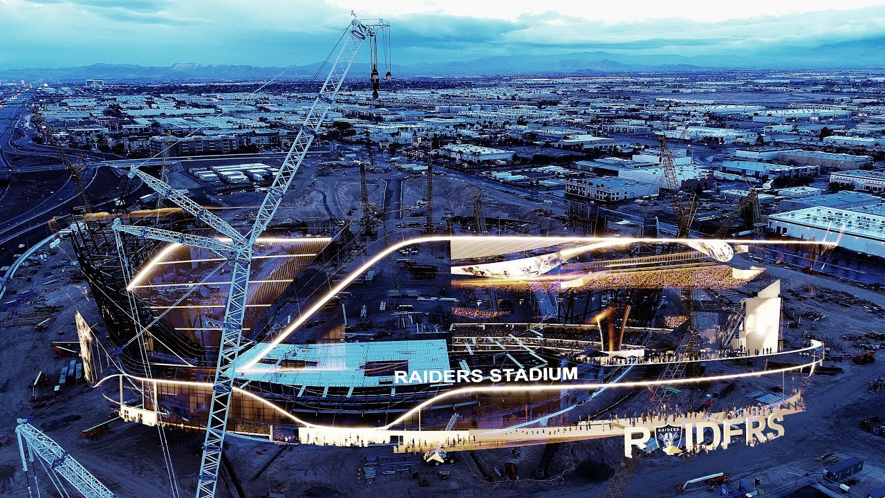 Las Vegas Raiders Stadium, Logo, Uniforms and Season Ticket ...