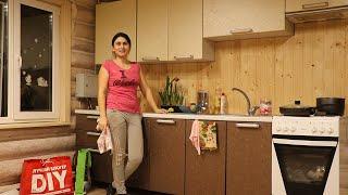 Самодельный фартук для кухни И НЕСОСТОЯВШАЯСЯ СПАЛЬНЯ