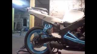 Yamaha Fzr 600 3he 1989 Stunt Project by Wojtastyle Poland