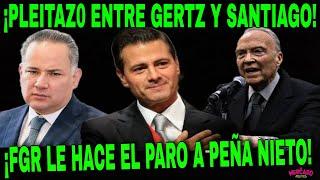 ¡LE HACEN EL DÍA A PEÑA NIETO! REGALOTE LE DA GERTZ MANERO, EL PUEBLO NO LO PUEDE CREER