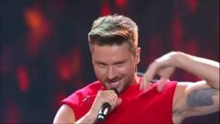 Сергей Лазарев - Идеальный Мир. Премьера! Новая Волна 2016 (Церемония Закрытия)