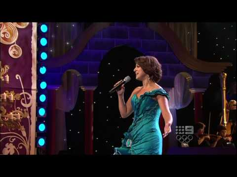 Silvie Paladino - Your Grace Still Amazes Me - Carols by Candlelight 2009