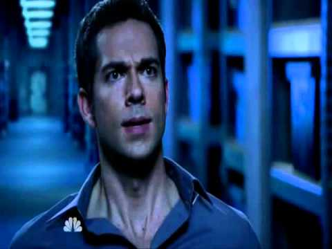 Chuck vs The first fight (final scene)
