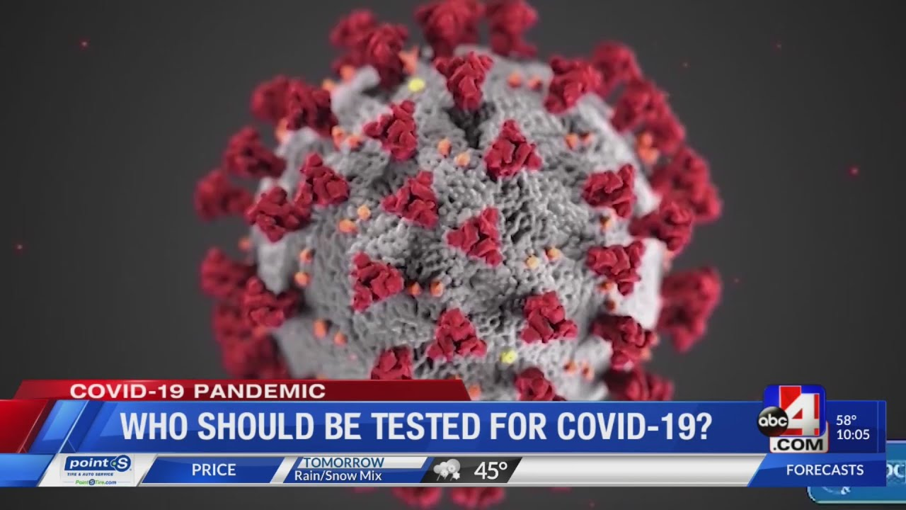 People testing positive for COVID-19 without symptoms