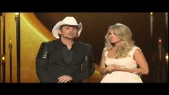 Carrie Underwood and Brad Paisley Talk Ebola, Midterms and the White House