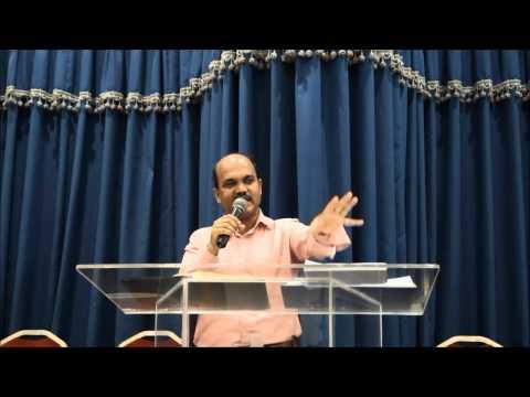 He must increase, I must decrease, by Pastor. David, Word of God Church, Doha Qatar