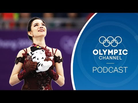 Exclusive Interview with Figure Skaters Evgenia Medvedeva and Jason Brown | Olympic Channel Podcast