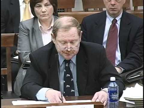 May 9, 2007: Hearing on Economics of Dependence on Foreign Oil - Rising Gas Prices