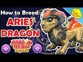 How to Breed the ARIES DRAGON! 4 BEST Breeding Combinations! - Dragon Mania Legends