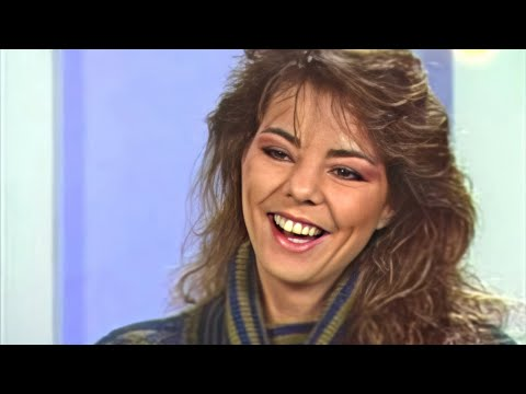 Sandra - Reportage/Interview + Stop For A Minute (Formel Eins 1988) [Rare] [Full Remaster]