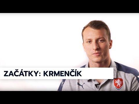 ZAČÁTKY V REPRE: Krmenčík chtěl při svém debutu udělat fanouškům radost