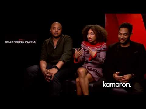 Justin Simien & The Cast of