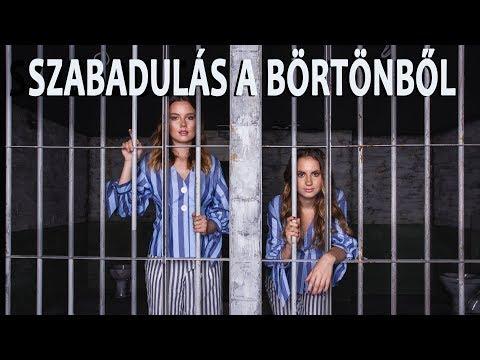 Így szabadultunk ki A BÖRTÖNBŐL w/ Csecse Attila | Lina és Panni