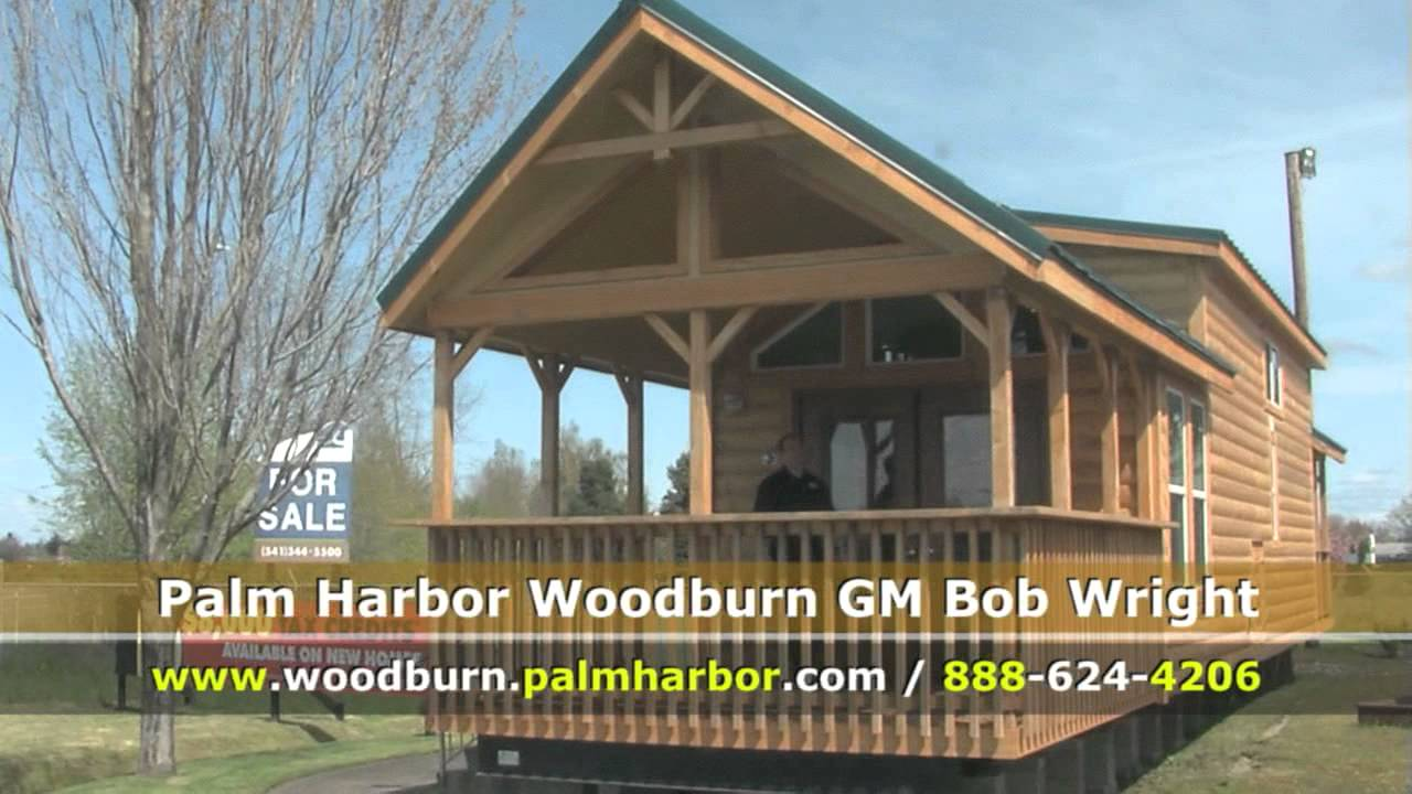 park model home oregon palm harbor homes youtube - Park Model Homes Oregon