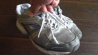 My Old Champion Shoes for running