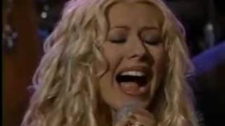 Christina Aguilera - Contigo En La Distancia