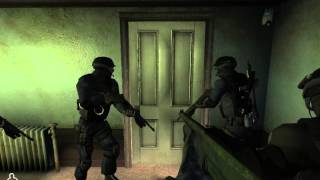 A Creepy SWAT 4 Mission