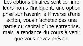 Option Binaire Forex