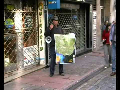 """Montevideo Travel"" Tour Ciudad Vieja (Old City) Visit Discover Montevideo Uruguay"