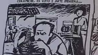 Tina MODOTTI: an Artist's Life in GRAPHIC NOVEL ~~Video Repubblica~~  (ITALIAN)