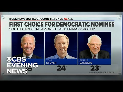 Sanders Wins Big In Nevada, Now Competes With Biden For South Carolina