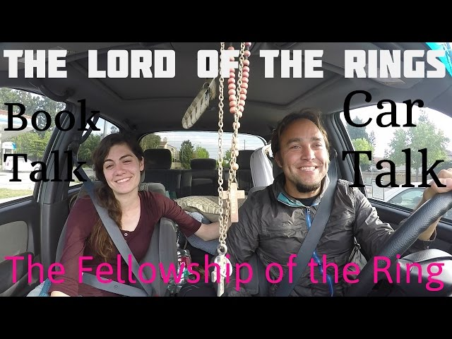 Lord of the Rings Book Talk 1 | Were Reading The Fellowship of the Ring!