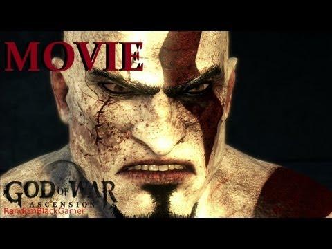 God of War: Ascension - All Cutscenes Movie (Best Version)